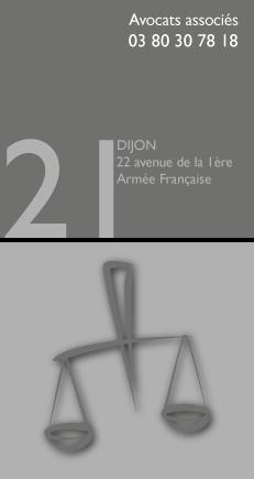 SCP BEZIZ-CLEON CHARLEMAGNE AVOCATS À DIJON